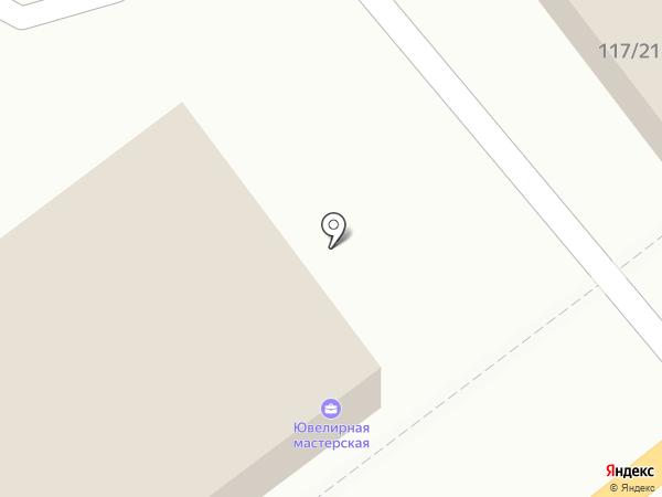 Домовитка на карте Красково