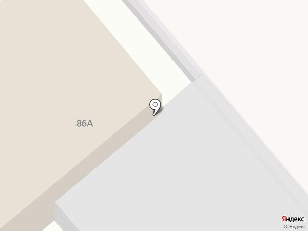 Актив на карте Красково