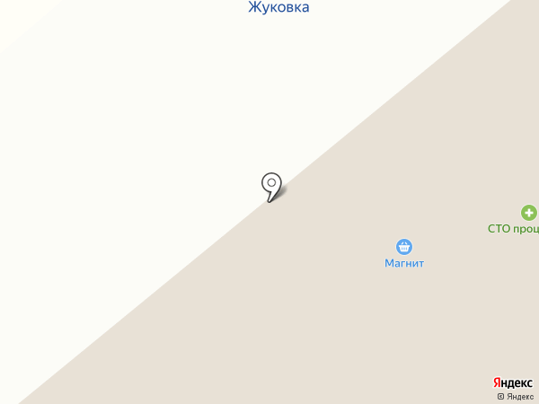 Мобил Элемент на карте Жуковки