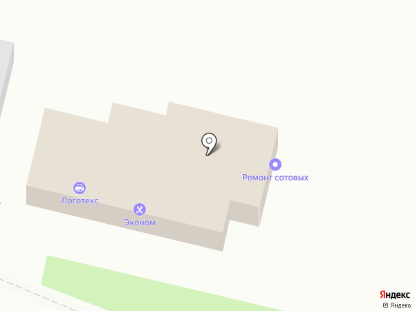 Мобил Чип Сервис на карте Крымска