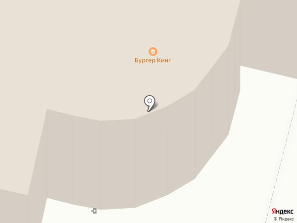 Burger King на карте Щёлково