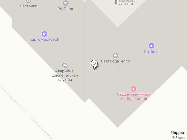 Единый расчетный кассовый центр на карте Щёлково