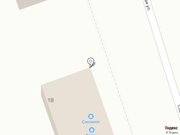 Блеск на карте Щёлково