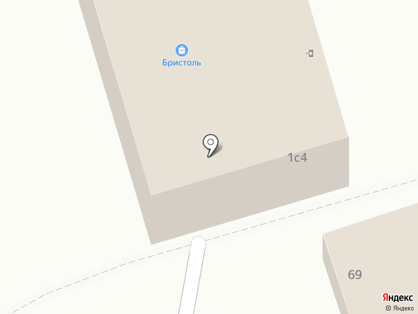 Учебный центр индустрии красоты на ул. Комарова на карте Щёлково