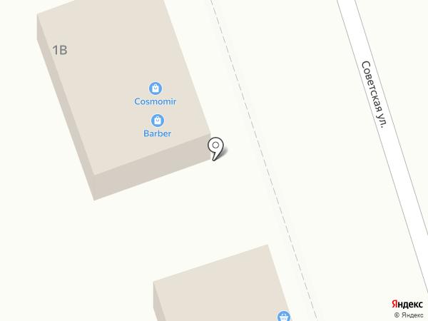 Магазин женской одежды на карте Щёлково