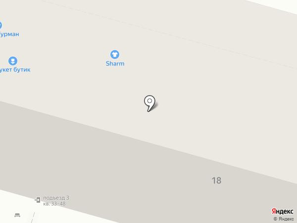 VEKA на карте Балашихи