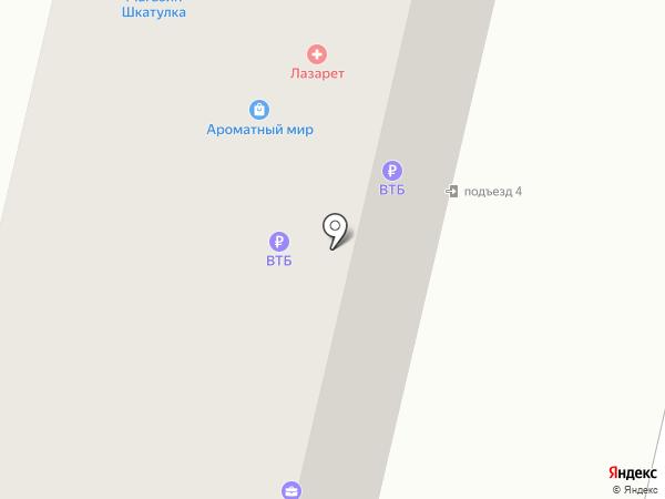 Электра на карте Щёлково
