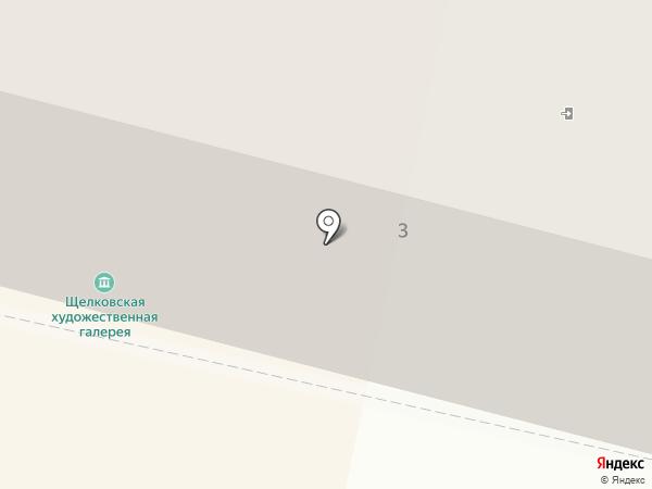КАРАТ на карте Щёлково