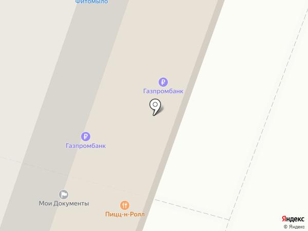 Пицц-н-ролл на карте Щёлково