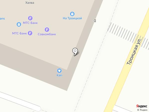 Банкомат, РТС-Банк на карте Крымска
