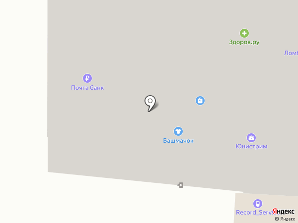 КактуS на карте Щёлково