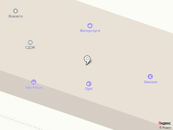 Салон-парикмахерская на карте Щёлково
