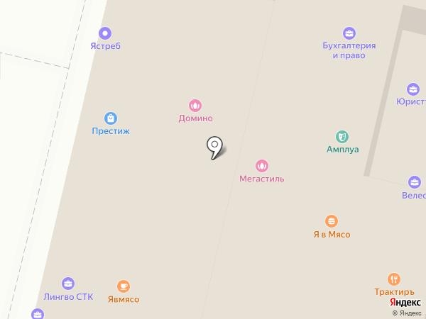Мобимастер на карте Щёлково