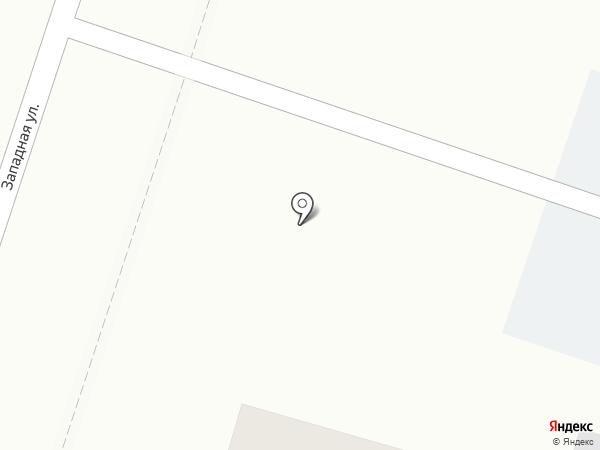 Автостоянка на карте Щёлково
