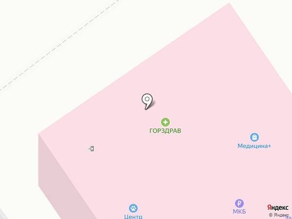 Платежный терминал на карте Красково