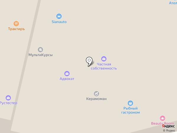 ДомаЗемля.РФ на карте Щёлково