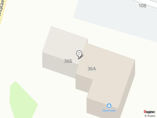Автосервис на карте Крымска