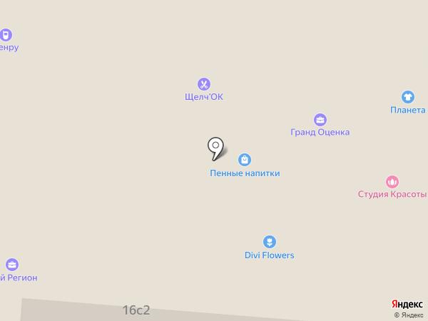 КАЭРУ на карте Щёлково