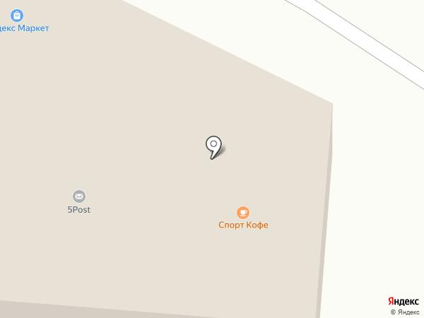 Кофейник на карте Щёлково