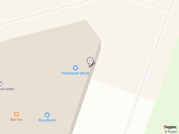 Бистро Пронто на карте Щёлково