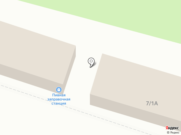 Папин дом на карте Щёлково