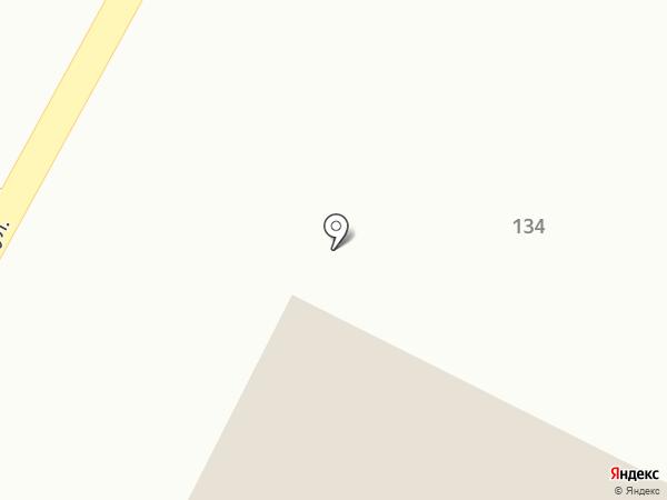 Магазин автозапчастей на карте Крымска