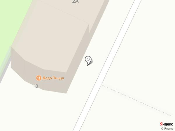Додо Пицца на карте Балашихи