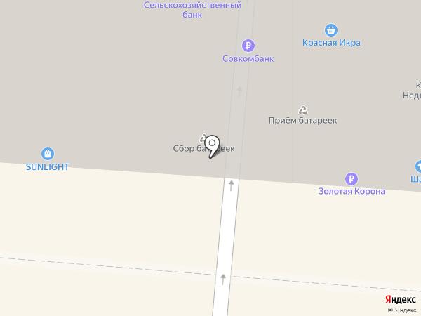 Связной на карте Щёлково