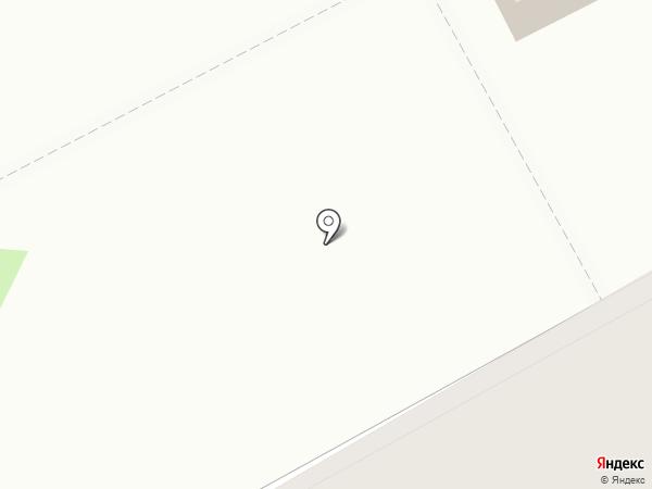 Киоск фастфудной продукции на карте Красково