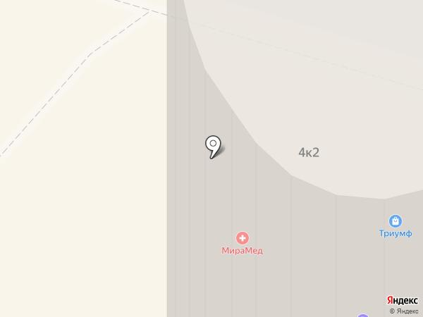 Антураж на карте Щёлково