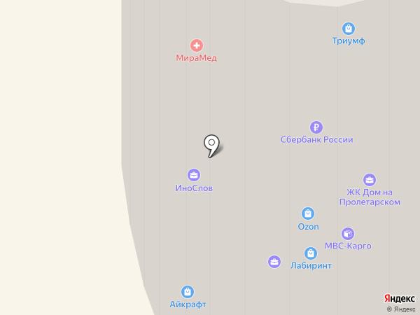 Век Живи на карте Щёлково