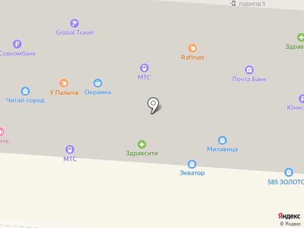 DNS на карте Щёлково