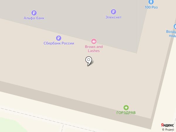 Платежный терминал на карте Щёлково