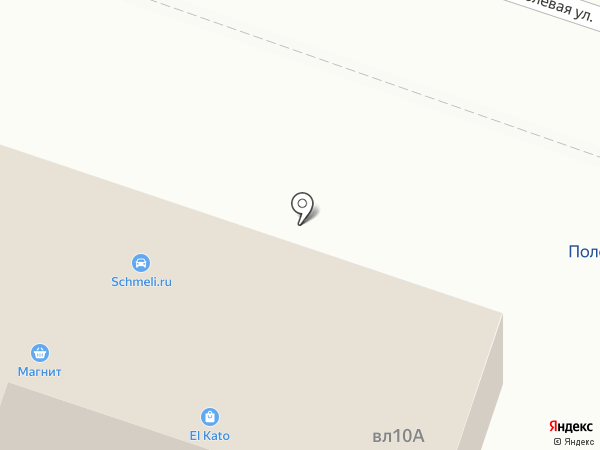 Стиль на карте Щёлково