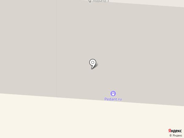 CyberPlat на карте Щёлково