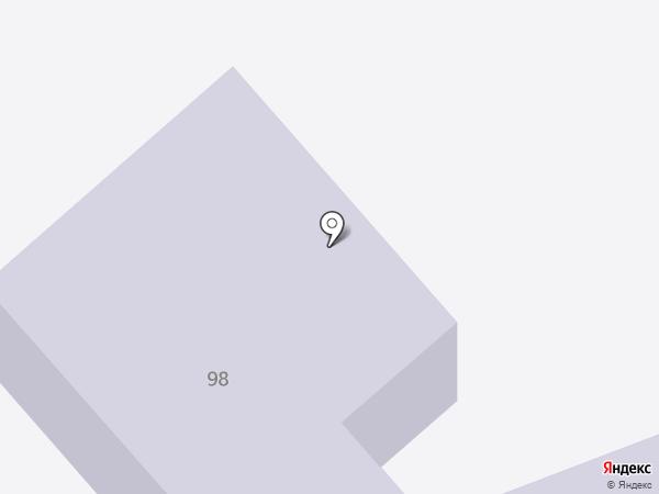 Детский сад №92, Ёлочка на карте Красково
