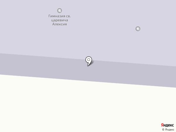 Ковчег на карте Щёлково
