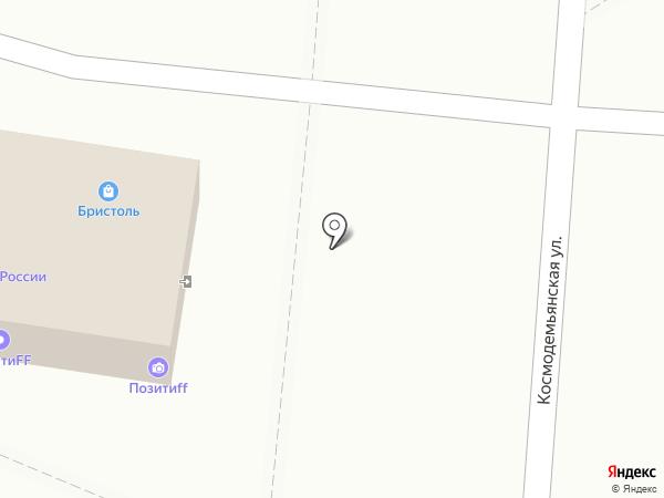 ЩелковоХлеб на карте Щёлково