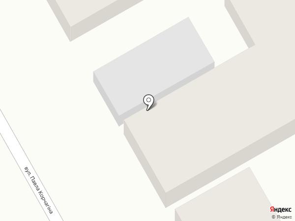 АНТА на карте Макеевки