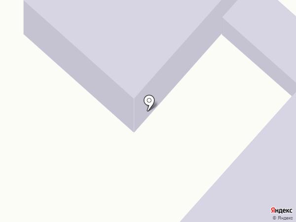 Рябинушка, Шварцевский детский сад на карте Шварцевского