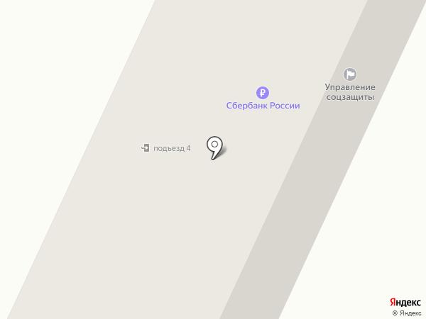 Щёлковское управление социальной защиты населения на карте Щёлково