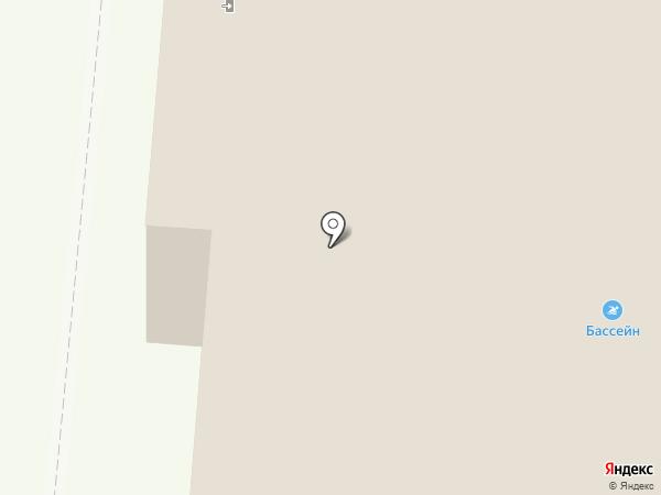 Бассейн на карте Балашихи