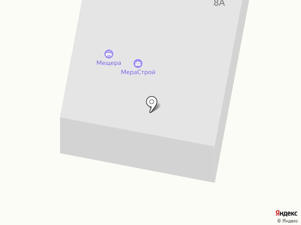 Мещера на карте Щёлково