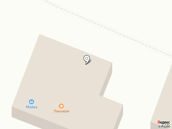 Лакшери на карте Малаховки