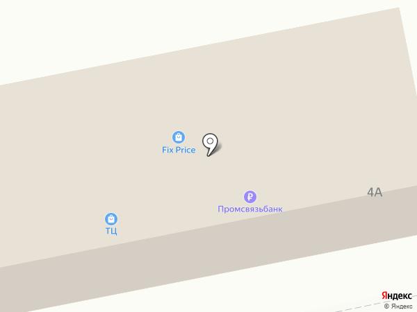 Магазин автозапчастей на Егорьевском шоссе на карте Красково