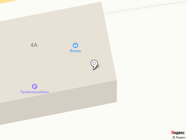 Центр автострахования на Егорьевском шоссе на карте Красково