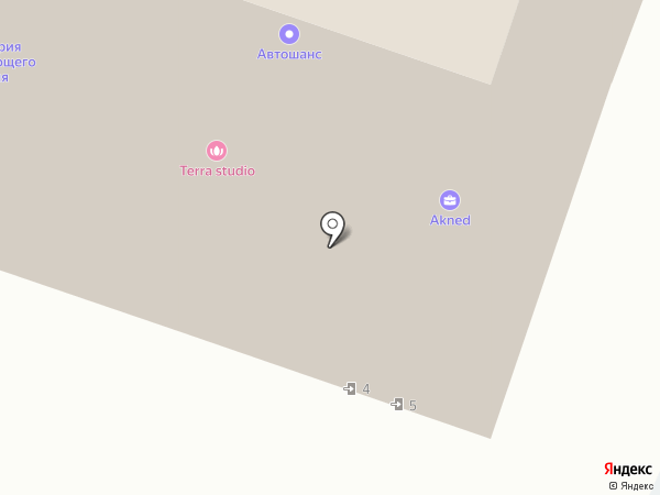 Архитектурно-строительное бюро №17 на карте Щёлково
