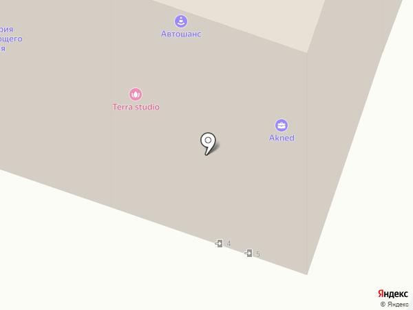 Гранд Тур Вояж на карте Щёлково
