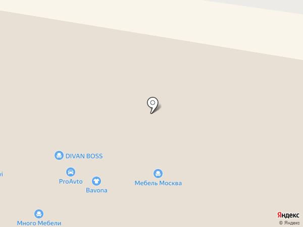 Шиномонтажная мастерская на карте Щёлково
