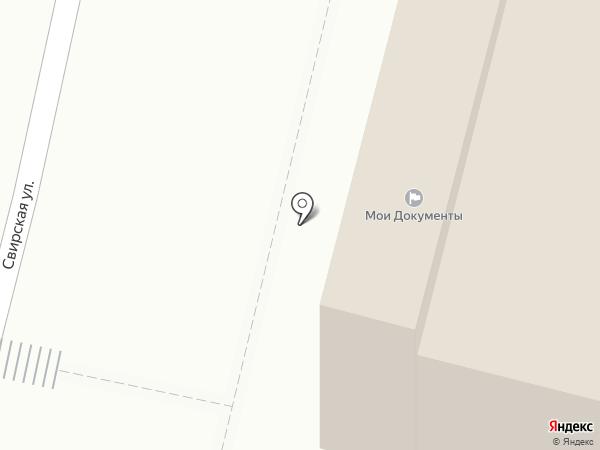 Мои документы на карте Щёлково